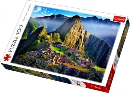 Trefl Puzzle 500 Pcs Machu Picchu 37260