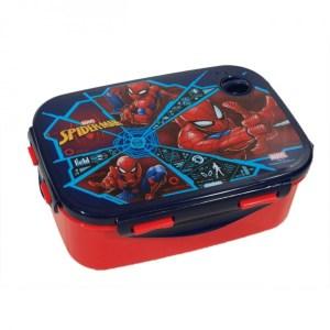 Gim Δοχείο Φαγητού (Microwave) Spiderman Classic 557-19265