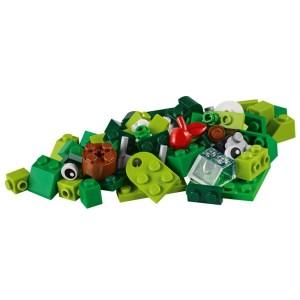 Lego Classic – Creative Green Bricks 11007