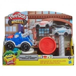 Hasbro Play-Doh Tow Truck E6690
