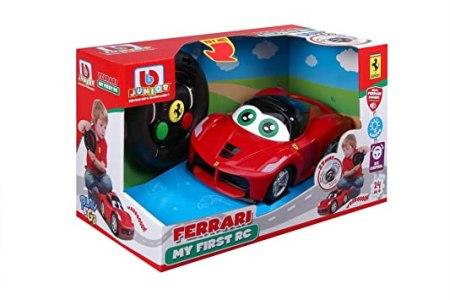 Burago – Τηλεκατευθυνόμενο – BB Junior Ferrari – 2 Σχέδια 16-91000