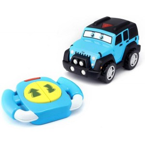 Burago – Τηλεκατευθυνόμενο – Bjunior Lil Driver Jeep Wrangler 16-82301