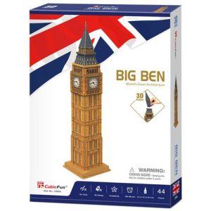 Cubic Fun – Puzzle 3D Big Ben 44 Pcs C094h