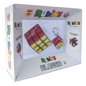 Rubiks – Κύβος Του Ρούμπικ 3X3 Με Δώρο Μπρελόκ 5051