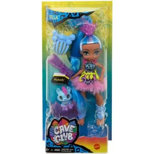 Mattel Cave Club – Tella Κούκλα Και Hunch GNL86 (GNL82)