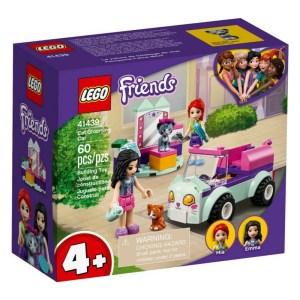 Lego Friends – Cat Grooming Car 41439