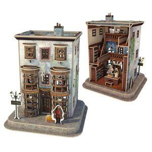 Cubic Fun – 3D Puzzle Harry Potter, Diagon Alley Ollivanders Wand Shop 66 Pcs DS1006h