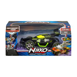 Nikko – Τηλεκατευθυνόμενο Race Buggies, Alien Panic Laser Green 10043 (10040)