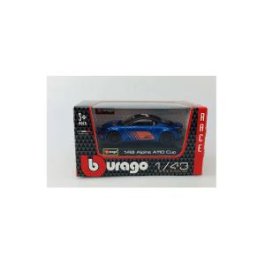 Bburago – 1/43 Race, Alpine A110 Cup 18-38008 (18-38000)