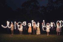 Kat Stanley Photography Night Time Wedding Blog