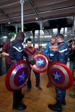 Comic Con Cosplay 3 News My Geek Actu