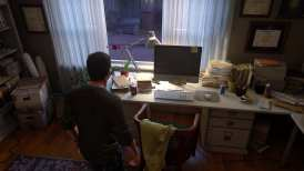 C'est dit, Nate a un iMac