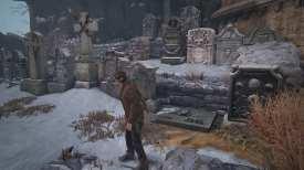 ah bah non, plein de tombes