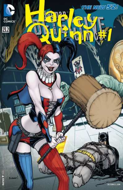 Harley Quinn Wiki Personnage My Geek Actu Comics 2