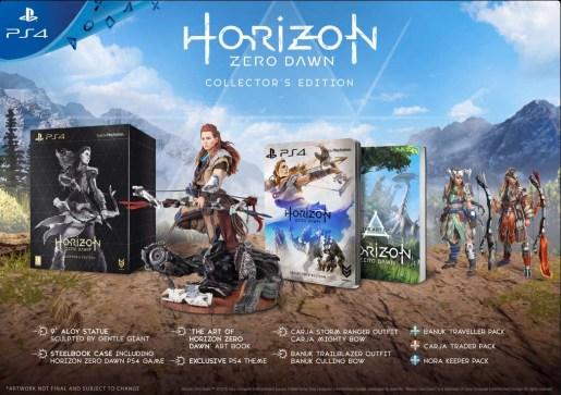 Horizon Zero Dawn News My Geek Actu 2