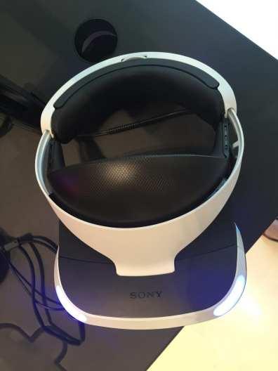 Playstation VR Test My Geek Actu 1