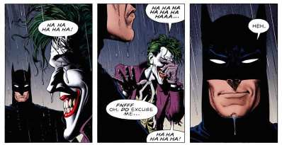 Batman The Killing Joke Review My Geek Actu Fin