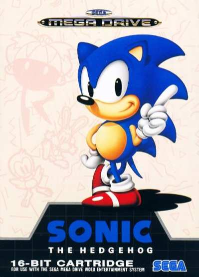 Mega Drive News My Geek Actu Sonic The Hedgehog