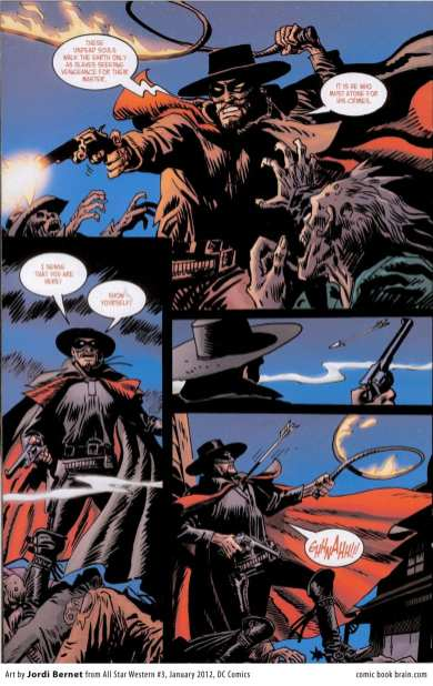 El Diablo Wiki My Geek Actu8