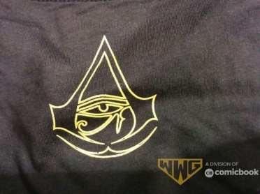 Assassins Creed Origins News My Geek Actu Logo
