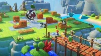 Mario + The Rabbids Kingdom Battle