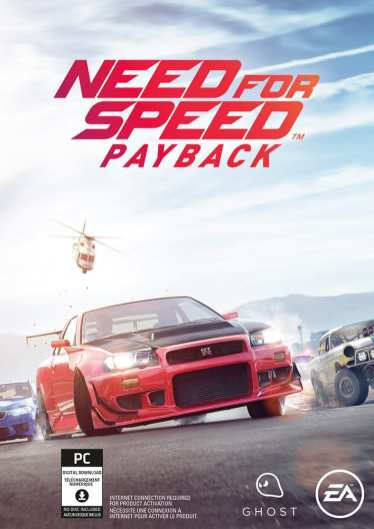 Need For Speed Payback News My Geek Actu Cover