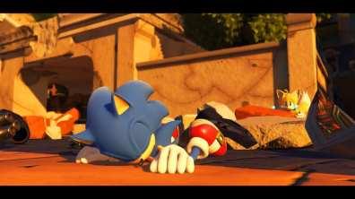 Sonic Forces Test My Geek Actu HS