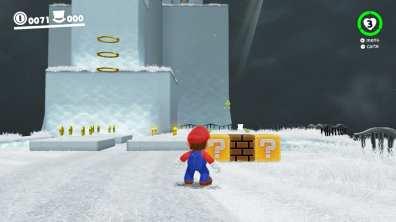 Super Mario Odyssey Test Nintendo Switch My Geek Actu Neige