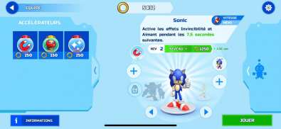 Sonic Runners Adventure Test iOS My Geek Actu Accélérateurs