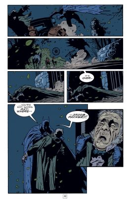 Batman Gotham by Gaslight Review My Geek Actu Comics Cover 2