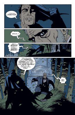 Batman Gotham by Gaslight Review My Geek Actu Comics Cover 4