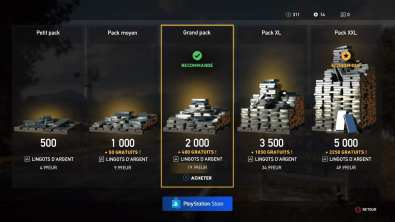 Les inévitables micro-transactions by Ubisoft.
