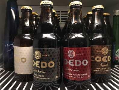 MGA Bières artisanales Japonaises