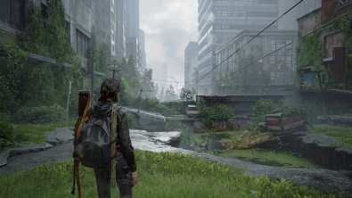 The Last of Us™ Part II sur PS4 Pro