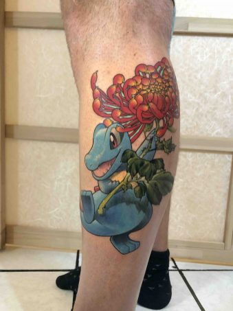 Loïck Mori Maison Kuma - Tattoo 15 - copie