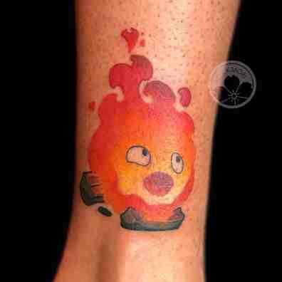 Loïck Mori Maison Kuma - Tattoo 7