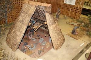 縄文遺跡等資料室