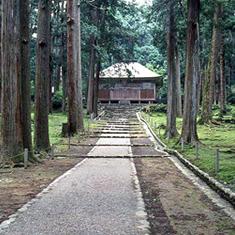 白山平泉寺・中世発掘ツアー