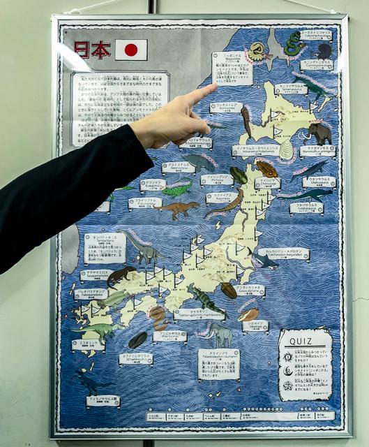全国化石マップ