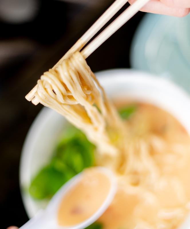 麺は菅野製麺所