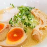 鶏白湯(¥850)@つくば縁