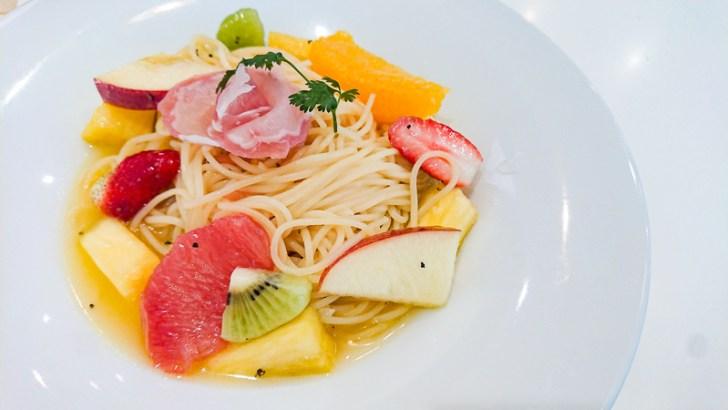 果物屋さんのフルーツカッペリーニ(冷製) ¥1,180