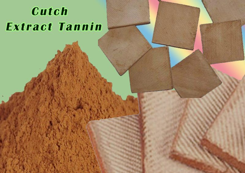 Cutch Extract Tannin