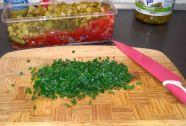 Coal Fish Fillet & Colorful Potato Salad