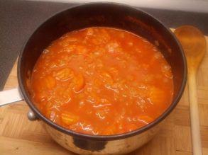 Onion Carrot Soup