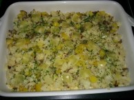Cauliflower Potato Casserole