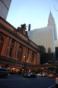 La stazione Grand Central.