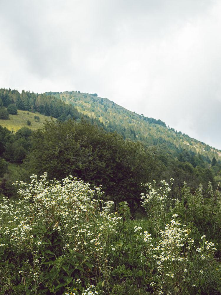 camminata monte marana
