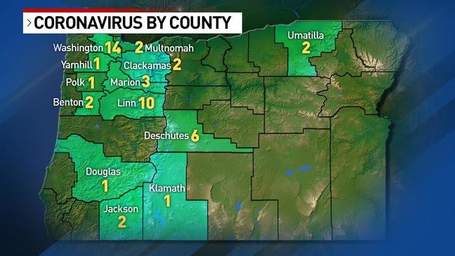 Daily coronavirus update: what we know as of March 17 | KATU