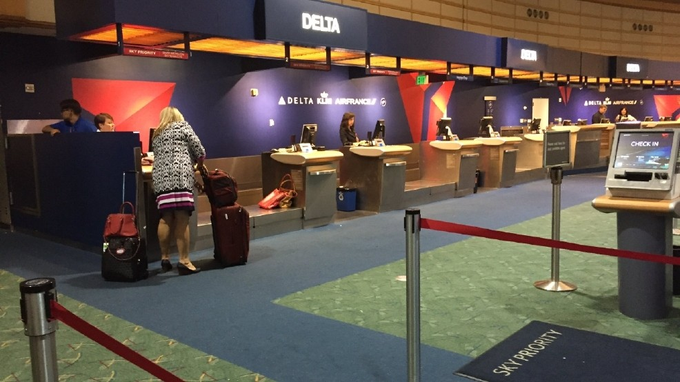 Delta grounds all flights after global computer outage  KATU